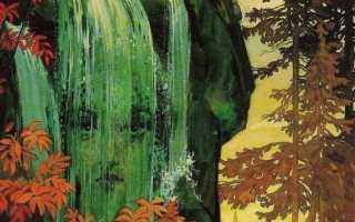 Анализ сказки Каменный цветок Бажова