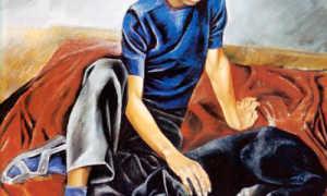 Сочинение по картине Широкова Друзья от имени мальчика 7 класс описание