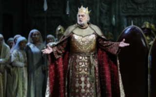 Набукко – краткое содержание оперы Верди (сюжет произведения)