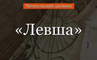 Обман – краткое содержание рассказа Лескова (сюжет произведения)