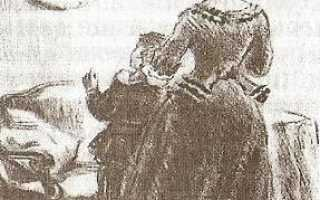 Дедушка – краткое содержание рассказа Некрасов (сюжет произведения)