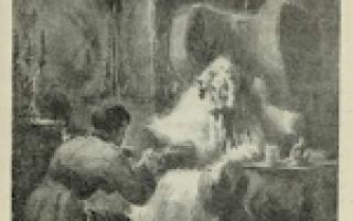 Образ и характеристика Графини в Пиковой дамой Пушкина сочинение