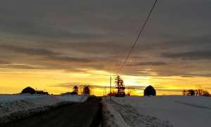 Сочинение Зима в нашем городе