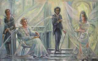 Анализ стихотворения Александра Пушкина «Я помню чудное мгновенье…»