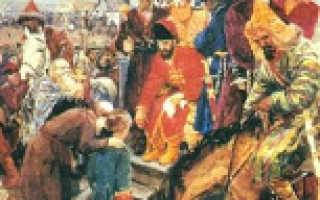 Исторические события в романе Капитанская дочка Пушкина: историческая основа, правда и вымысел