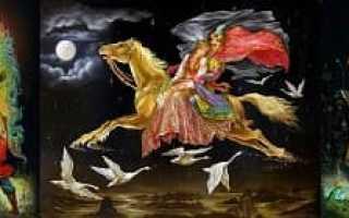 Анализ и мораль басни Волк и журавль Крылова