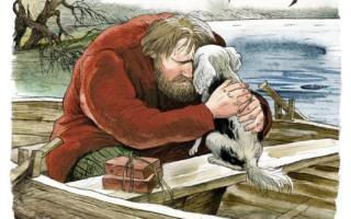 Собака – краткое содержание рассказа Тургенева (сюжет произведения)