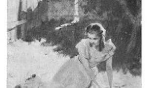 Образ и характеристика Зинаиды в повести Первая любовь Тургенева